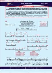 Harpa Cristã Cifrada com Partituras
