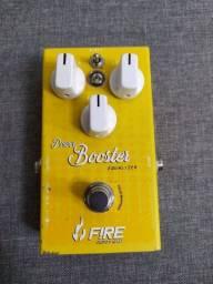 Fire booster