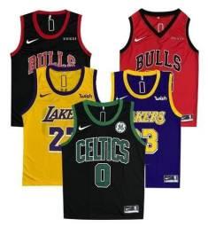 Camisas de treino academia NBA