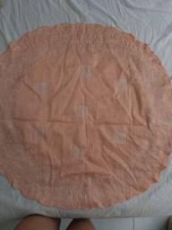 Três caminhos de mesa ( toalha para centro de mesa)