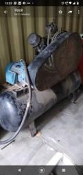 Vendo compressor usado Schuz