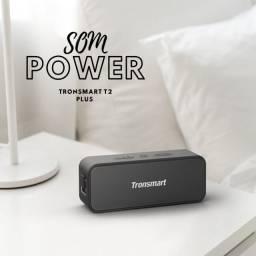 Tronsmart T2 Plus Caixa Som Auto-Falante Potente Portátil (à prova d'água)