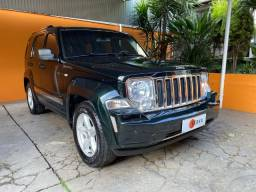 Jeep Cherokee Limited 3.7 V6 2012 4x4 Blindada MGtech 3A - Impecável, financiamos!