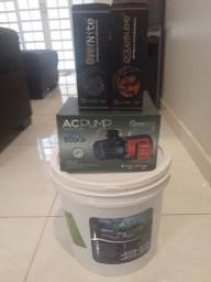 Kit para aquario