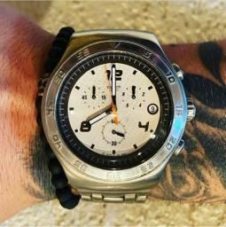 Relógio Suíço Swatch, caixa grande