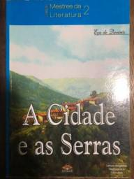 A Cidade e as Serras - Eça de Queiroz em ótimo estado