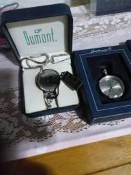 Relógio bolso dumont