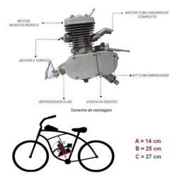 Consertos de bicicleta motorizada e Mobilete em navegantes.