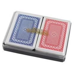 Jogo de baralho com 2 unidades - 108 cartas Western - BR22