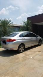 Honda city EXL 15/15 CVT aut. completo