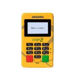 Maquina de cartão de chip PagSeguro chip 2