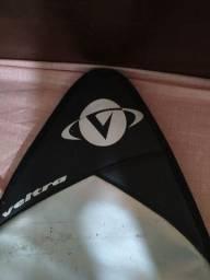 Capa de prancha térmica marca Veltra. A prancha é brinde.