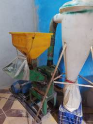 Triturador e motor