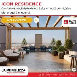 Apartamento com Suíte + 2 de 92,95m² no Centro de Chapecó