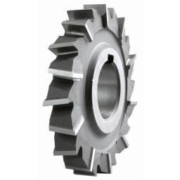 Fresa Circular para usinagem de precisão Lote com 5 peças