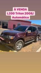 Vendo L200 Triton 2008
