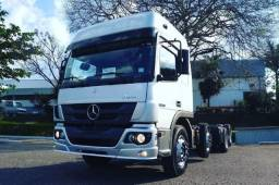 MB Atego 3030 8x2 Aut (Chassis) 2021