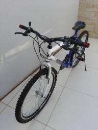 Bicicleta 18 m.azul