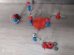 Playmobil bombeiro