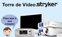 Torre de Vídeo Cirurgia e Endoscopia Storz, Stryker, Olympus, Pentax, Fujinon.