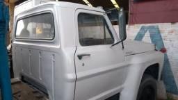 Caminhão sucção de fossa