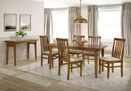 Mesa De Jantar 6 Cadeiras Promoção De Março