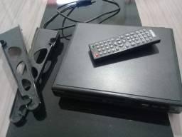 DVD player Entrada USB Philco