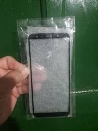 Vidro Samsung j6 comum