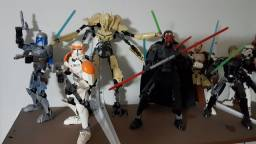 Star Wars Buildable Figures - Negocio os valores