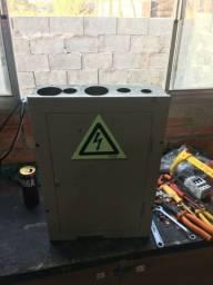 Painel Quadro de energia 150 amperes trifásico