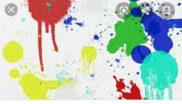 Pinturas de grades x Portão em geral