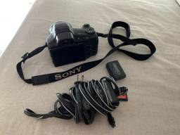 Câmera digital Sony Dsc-hx100v 16.2mp 30x Zoom Full HD