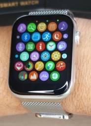 Novo smartwatch IWO K8 ultra - Big tela full HD 1,78p