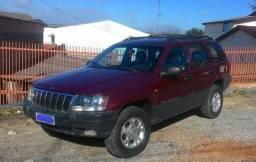 Jeep Grand Cherokee Vendo ou troco por carro de menor valor