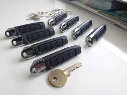 Controle Copiador 4 em 1 - Portão eletrônico e Alarmes