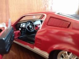 Miniatura Mustang GT Fastback 1967 1:24