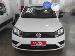 Título do anúncio: Volkswagen Voyage 2020 1.6 msi totalflex 4p manual