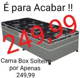 CAMA SOLTEIRO 249,99$