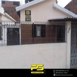 Casa com 3 dormitórios à venda por R$ 120.000 - Popular - Santa Rita/PB