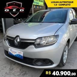 Renault Logan Authentique 1.0 12V SCe (Flex)
