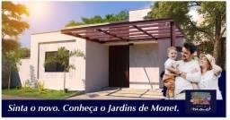 Condomínio de Casas Jardins de Monet - Zona Leste - Lançamento