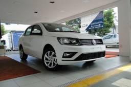Título do anúncio: Volkswagen Voyage 1.6 MSI TOTALFLEX 4P MANUAL