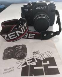 Máquina fotografia Zenit 122