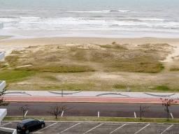 Título do anúncio: Apartamento 2 dormitórios com suíte, no centro com vista para o mar, prédio com infraestru