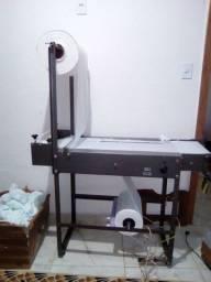 Vendo Máquina de fabricar Fraldas e seladora