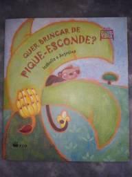 Paradidático QUER BRINCAR DE PIQUE-ESCONDE?