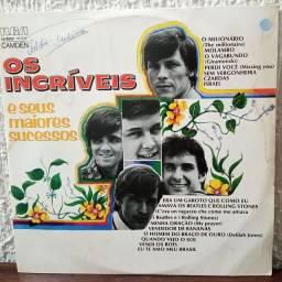 Lp OS INCRIVEIS/ E seus maiores sucessos (1976)