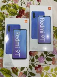 Disponíveis Xiaomi Redmi 9T 128gb 4gb ram 6000mAh lacrados