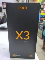 POCO X3 da Xiaomi.. Espetacular.. Novo Lacrado com Pronta Entrega