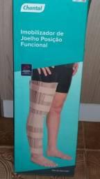 Vendo imobilizador de joelho novo
